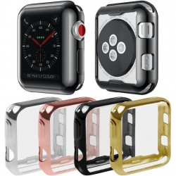 Ultratunn Bumper Skal Metallic Apple Watch 42mm