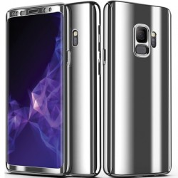 Samsung S9 Plus 360° 3in1 FullCover Skal V2 + 0.26mm 9H Glas