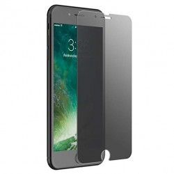 2-PACK iPhone 8 Plus Privacy Härdat glas 0.26mm 2.5D 9H