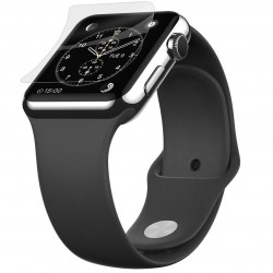 3-PACK Apple Watch 44mm Premium Skärmskydd CrystalClear®