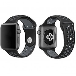 Apple Watch 44mm Stilren Sportarmband Runnr®