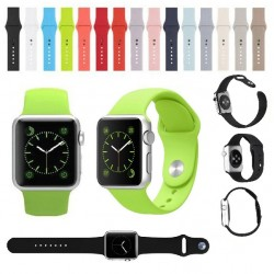 Apple Watch 44mm Stilren Silikon Armband Walkr®