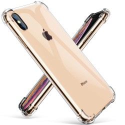 iPhone XS Max Stötdämpande Silikon Skal Shockr®
