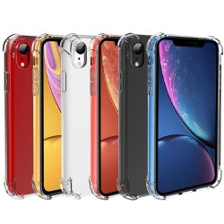 iPhone XR Stötdämpande Silikon Skal Shockr®