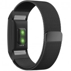 Fitbit Charge 2 Armband Milanesisk Loop