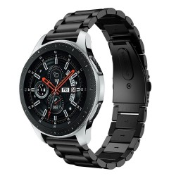 Metallarmband Samsung Galaxy Watch 42mm LTE Svart