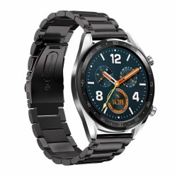 Huawei Watch GT 42mm Metallarmband Svart