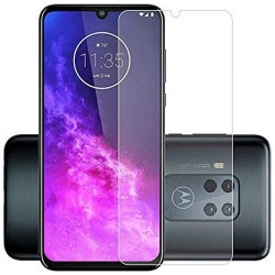 2-PACK Motorola One Zoom Härdat glas 0.26mm 2.5D 9H