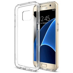Samsung S7 Ultratunn TPU Skal Simple®