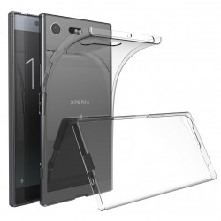 Xperia XZ1 Ultratunn TPU Skal Simple®