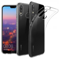 Huawei P20 Ultratunn TPU Skal Simple®