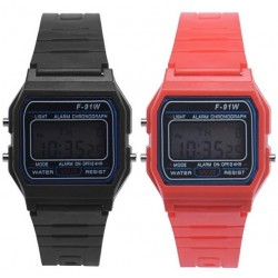 Digital Retro Armbandsur